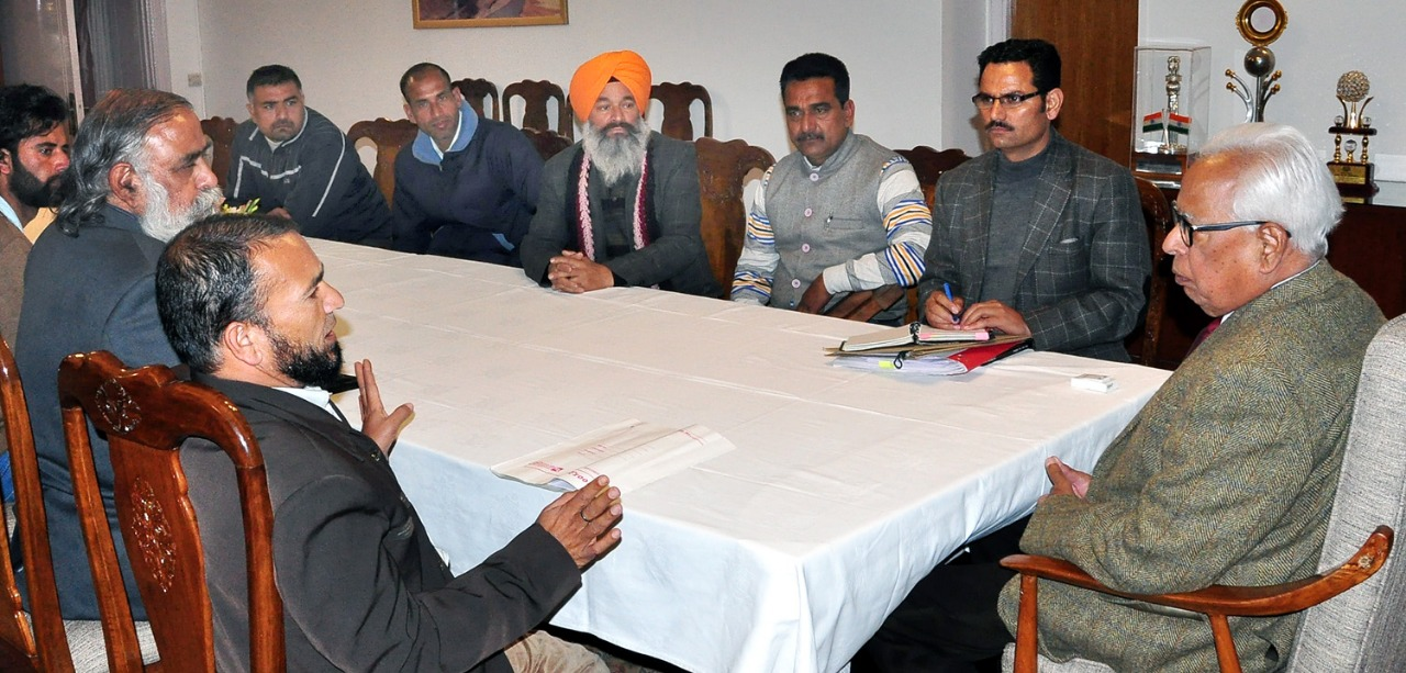 Meetings With Higher Authority govt officials and Non-Govt discussed on Demands of Physically Challenged Persons