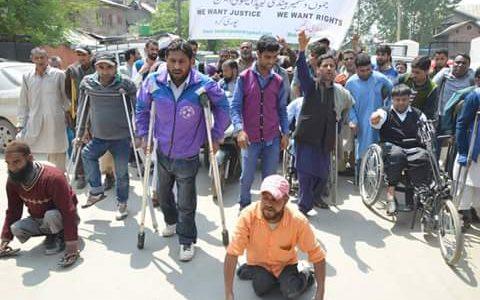 JK handicapped Association