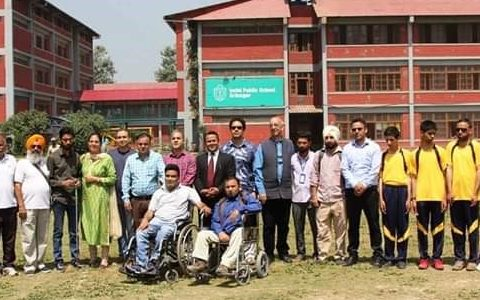 Cricket Tournament for Physically Disabled People